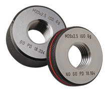 """NO GO"" Ring Gauge"