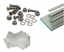 FASTENERS & RAW MATERIALS