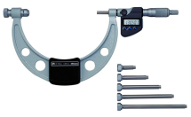 Interchangeable Anvil Micrometer