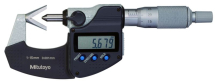 Digimatic V-Anvil Micrometer