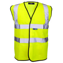 Hi-Vis Vests Yellow