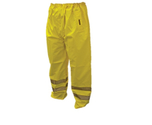 Hi-Vis Motorway Trousers Yellow