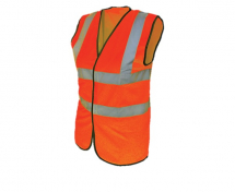 Hi-Vis Vests Orange