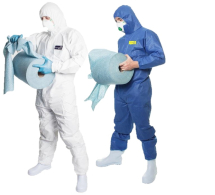 Chemsplash Coveralls