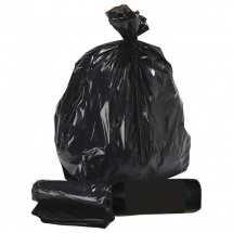 BOX (200) BLACK BIN LINERS 18 X 29 X 39inch 160 GAUGE