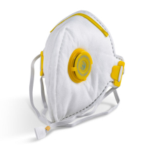 FOLD FLAT P3 VALVED FACE MASK