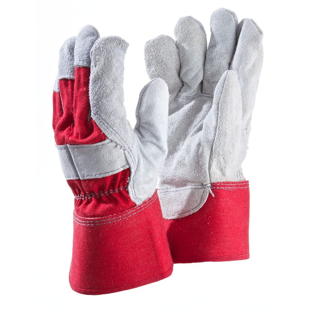 CANADIAN RED RIGGER GLOVE (4144) HIGH QUALITY