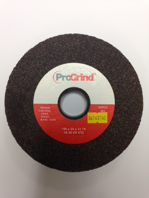 PG 300x25x127 A60MV TYPE 1 GRINDING WHEEL