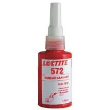 50ml Loctite 572 Low Strength Slow Cure Pipeseal
