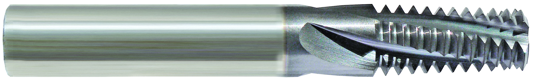 M4.5-0.75 MC SOLID CARBIDE THREAD MILL