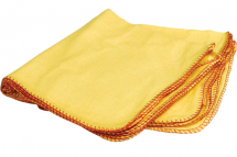 YELLOW COTTON DUSTER (PACK 10)