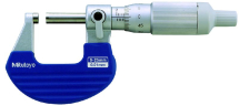 Ratchet Thimble Micrometer 0-25mm, 0,01mm