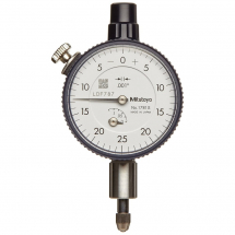 Dial Indicator, Lug Back, AGD/ 0,125inch,0,001inch