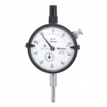 Dial Indicator, Lug Back 10mm, 0,01mm, IP64