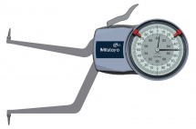 Internal Dial Caliper Gauge 80-100mm, 0,01mm