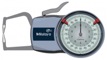 External Dial Caliper Gauge 0-10mm, 0,005mm