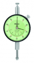 Dial Indicator, Lug Back, AGD/ 0,5inch, 0,001inch, Adjustable Point