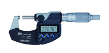 Digital Micrometer IP65, Inch/ 0-1inch, w/o Output, Ratched Thim