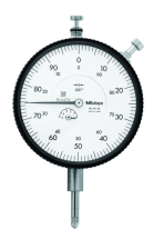 Dial Indicator, Lug Back, AGD/ 0,5inch, 0,001inch