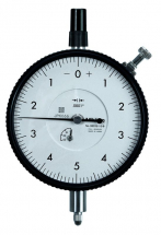 Dial Indicator, Lug Back, AGD/ 0,025inch, 0,0001inch, Jew. Bearing,