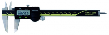 Digital ABS AOS Caliper Inch/Metric, 0-6inch, Thumb R., w
