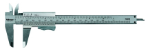 Vernier Caliper with Thumb Cla 0-300mm/0-12inch, 0,02mm, Metric/