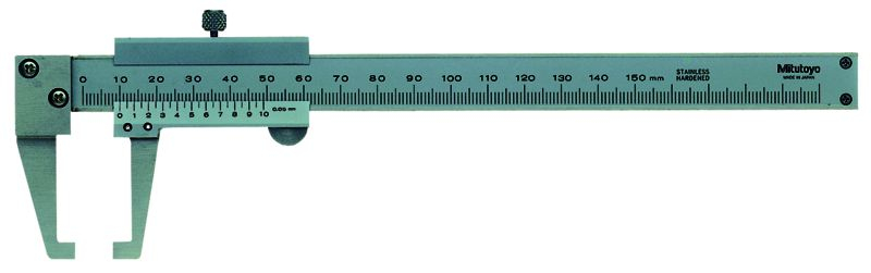 0-150mm Vernier Caliper (Point Type)