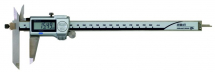 Digital ABS AOS Caliper, Const Force, Inch/Metric, 0-7inch