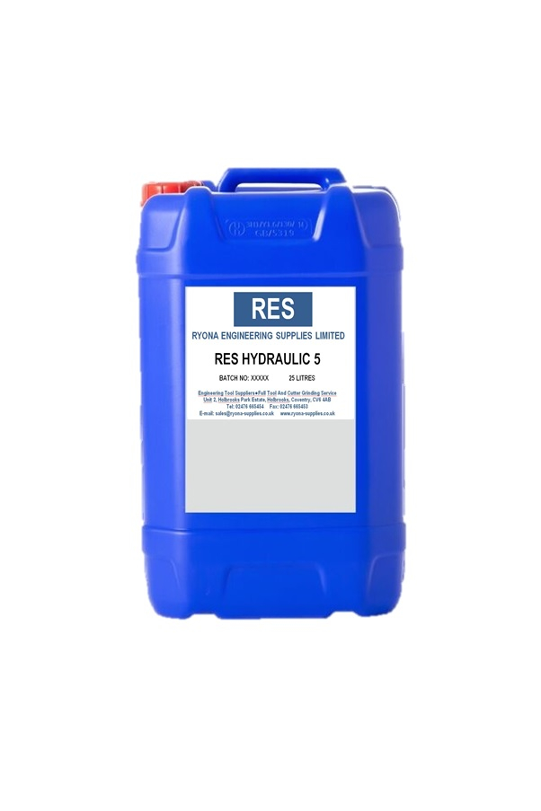 25LTR RES HYDRAULIC 5