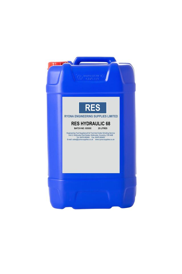 25LTR RES HYDRAULIC 68