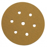 320grit D/A Disc 150mm siafast 7 hole (BOX OF 100)