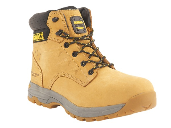 SBP Carbon Nubuck Safety Hiker Wheat Boots UK 9 Euro 43