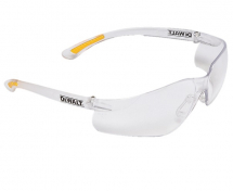 Contractor Pro ToughCoat Safe ty Glasses - Clear