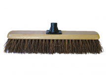 FAI/FULL BASSINE PLATFORM BROOM 18IN THREADED