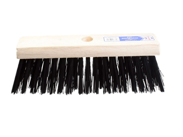 Flat Broom PVC 325mm (13in)