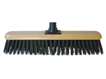 FAI/FULL PVC PLATFORM BROOM 18IN THREADED
