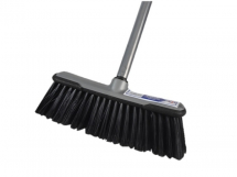FAI/FULL SOFT BROOM WITH SCREW ON HANDLE