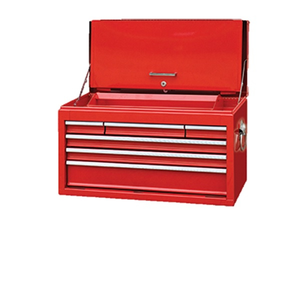 Toolbox, Top Chest Cabinet 6 Drawer