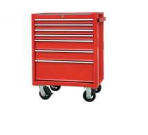 FAI/FULL TOOLBOX ROLLER CABINET 7 DRAWER