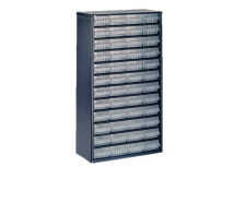 RAACO 1248-01 48 DRAWER METAL CABINET
