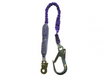 SCAN FALL ARREST LANYARD 1.95M,HOOK & CONNECT