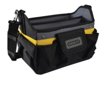 STANLEY OPEN TOOL BAG 12IN