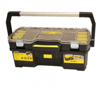 STANLEY TOOLBOX 24IN WITH ORGANISER LID