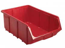 TE115 Red Ecobox W333 x D505 x H187mm