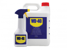 W/D WD40 5 LITRE CAN PLUS SPRAY