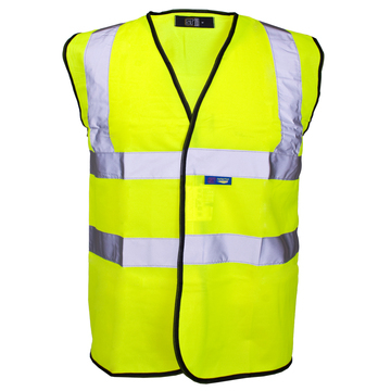 HIGH VIS VEST - LARGE ORANGE
